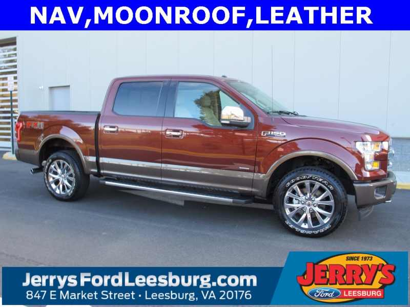2017 Ford F-150 Lariat 1 CarSoup