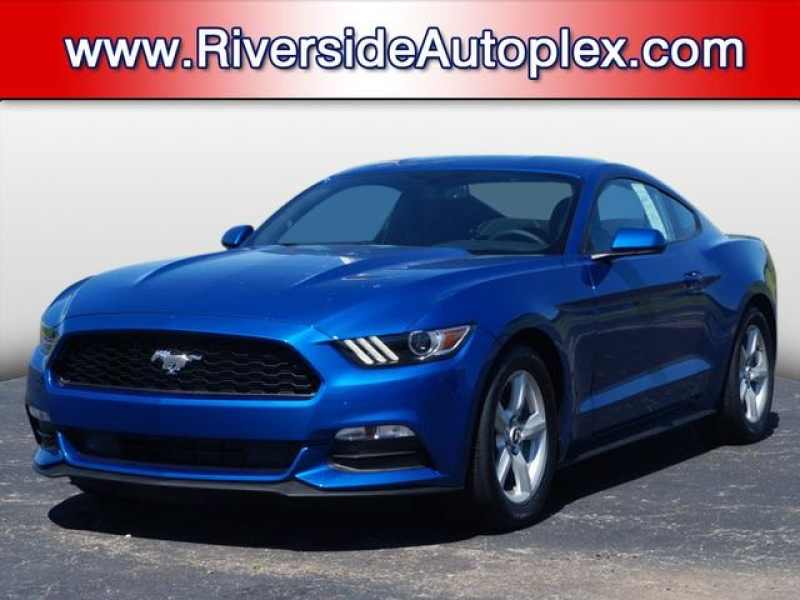 2017 Ford Mustang V6 1 CarSoup