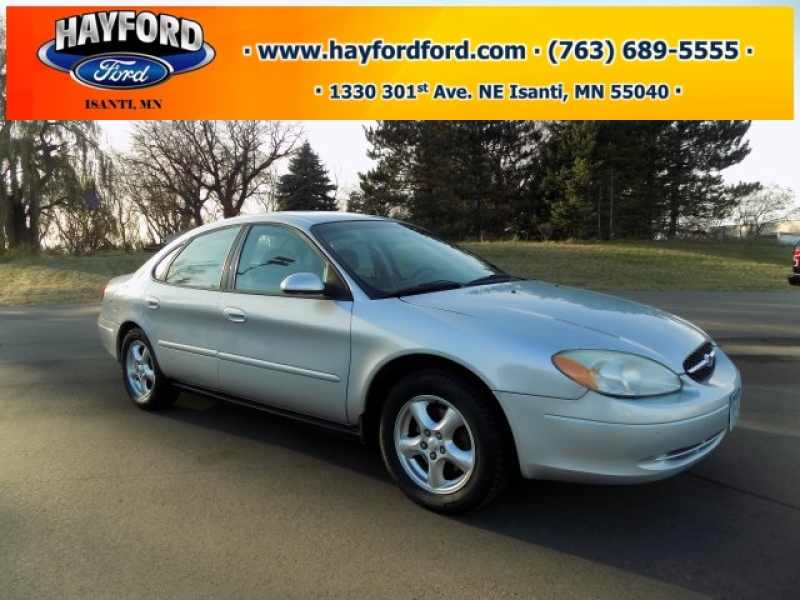 Used 2003 Ford Taurus 11 CarSoup
