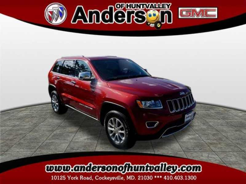 Used 2015 Jeep Grand Cherokee 7 CarSoup