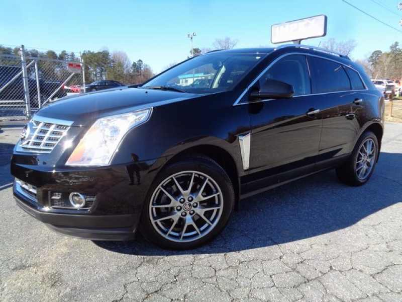 2015 Cadillac SRX Performance 1 CarSoup