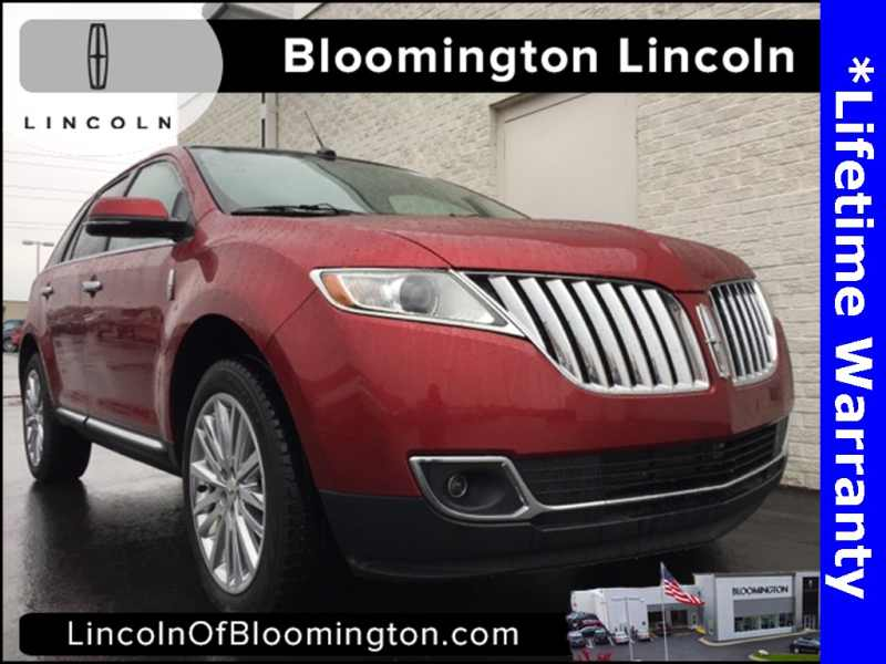 2015 Lincoln MKX ELITE 1 CarSoup
