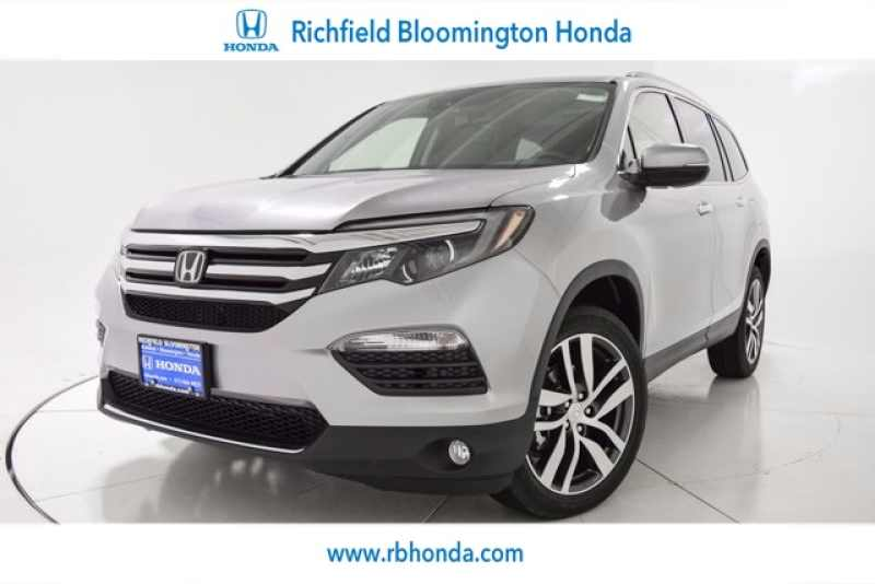 2017 Honda Pilot Elite 1 CarSoup
