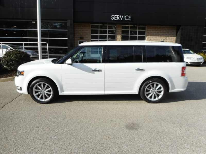 2017 Ford Flex Limited 1 CarSoup