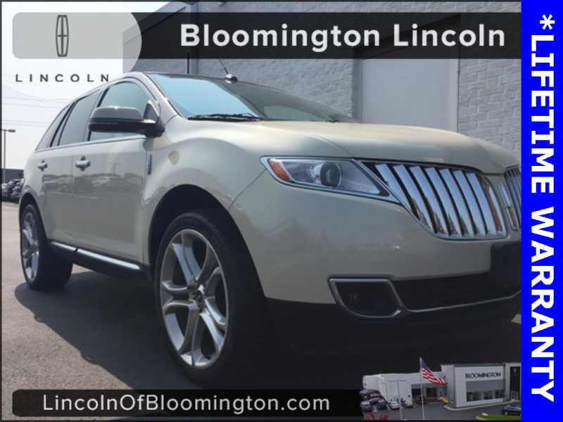 2015 Lincoln MKX Base 1 CarSoup