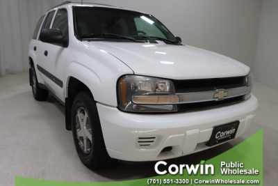 Used Chevrolet Trailblazer Cars For Sale Near Fargo Nd Carsoup