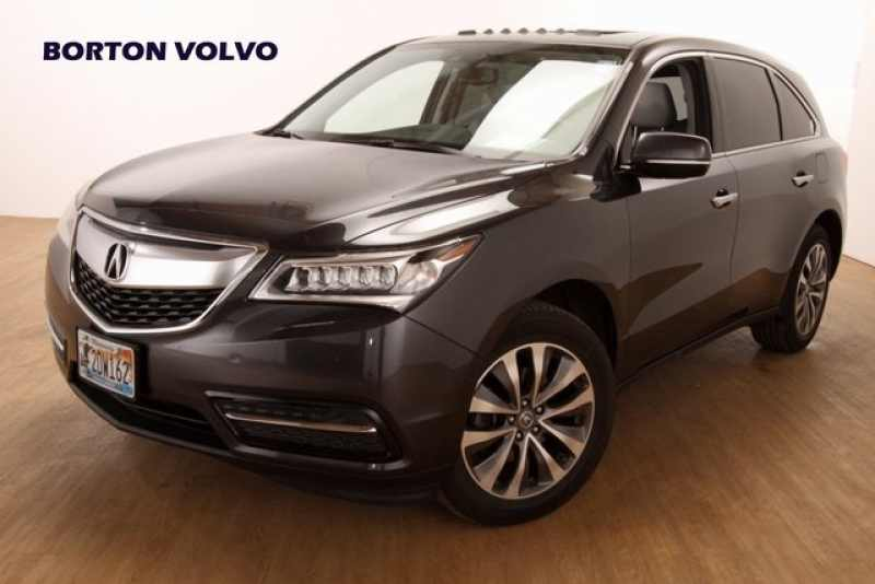 2014 Acura MDX 3.5L Technology Package 1 CarSoup