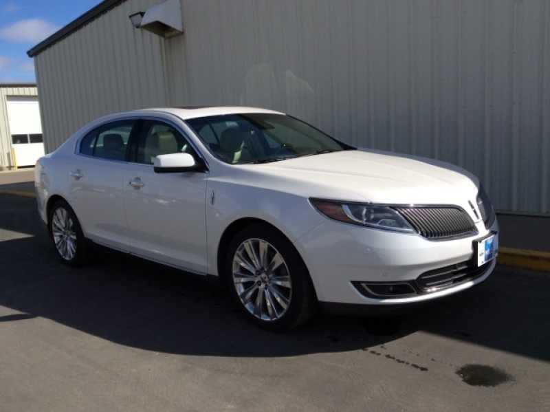 2015 Used Lincoln MKS EcoBoost $22,947 Near Sauk Centre MN 56378 ...