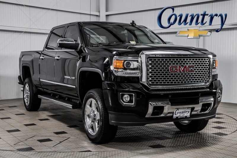 2016 GMC Sierra 2500hd Denali 1 CarSoup