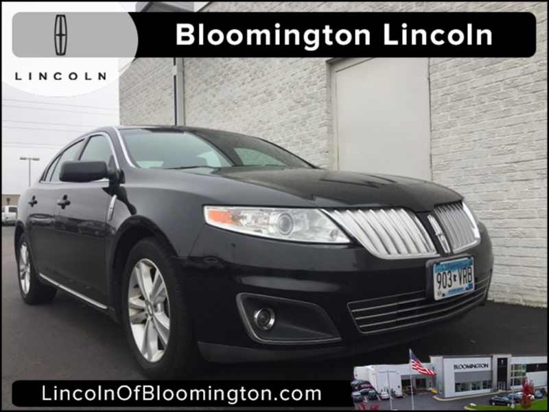 2009 Lincoln MKS Base 1 CarSoup