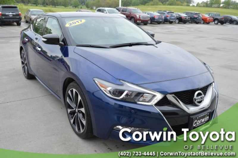 Used 2017 Nissan Maxima 1 CarSoup 1 Carsoup