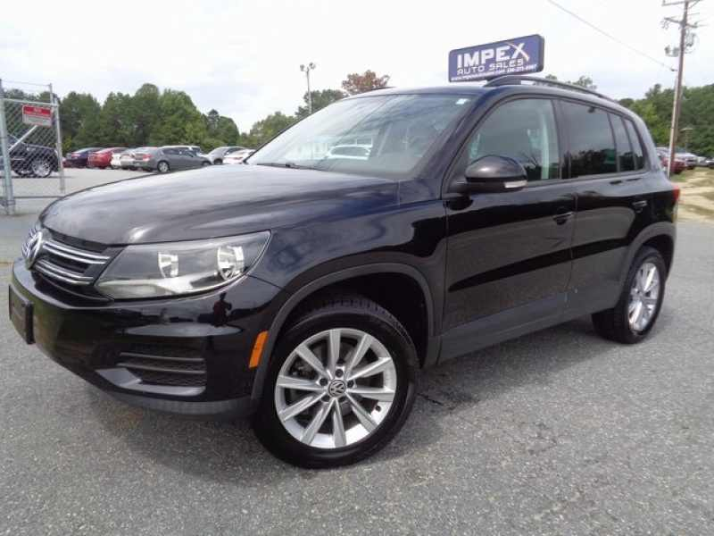 2015 Volkswagen Tiguan S 4motion 1 CarSoup