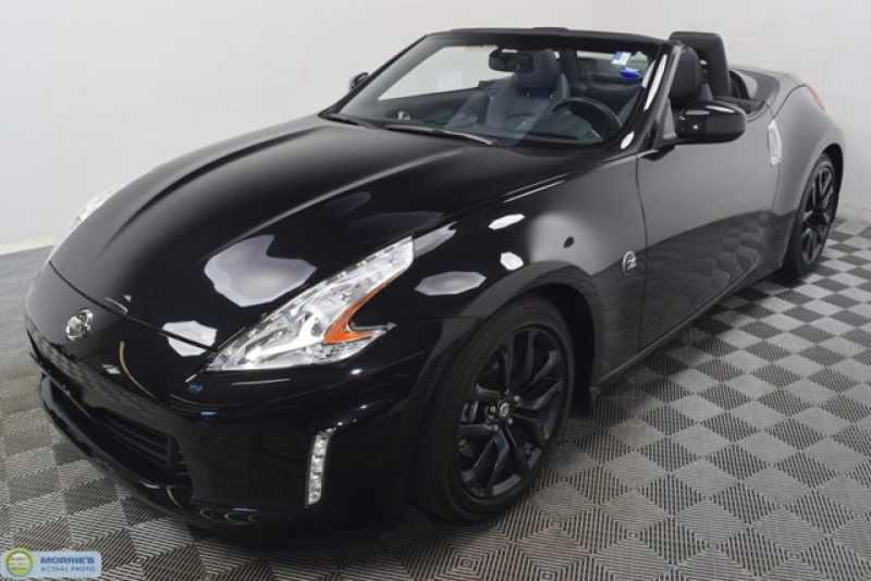 2015 Nissan 370z Touring Sport 1 CarSoup