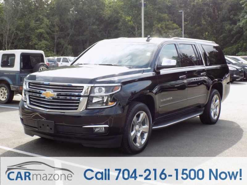 Used 2017 Chevrolet Suburban 8 CarSoup