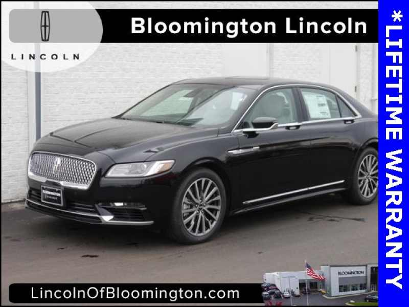 2017 Lincoln Continental Select 1 CarSoup