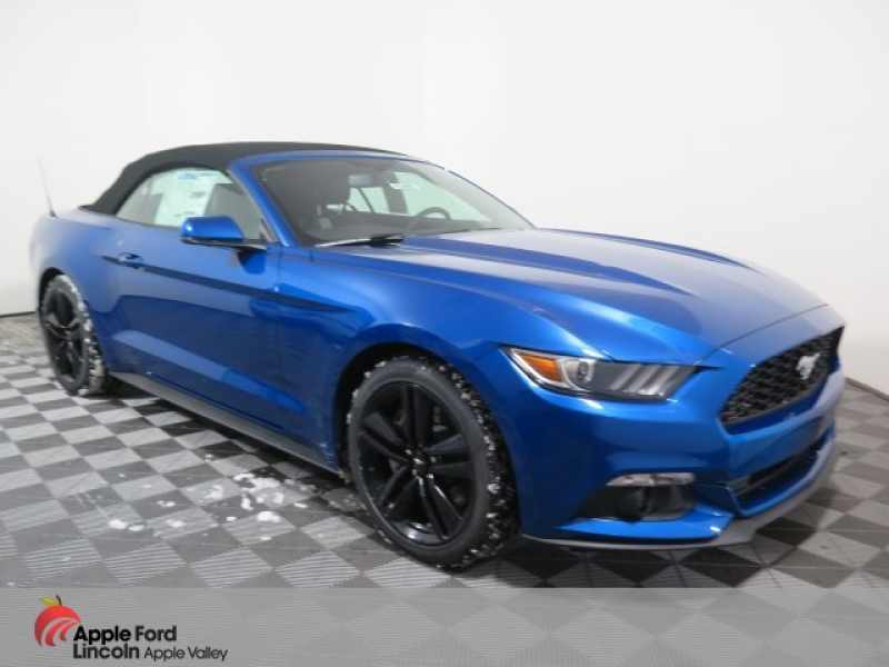 2017 Ford Mustang Ecoboost Premium 1 CarSoup