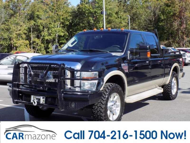 Used 2008 Ford F-250 SD 6 CarSoup