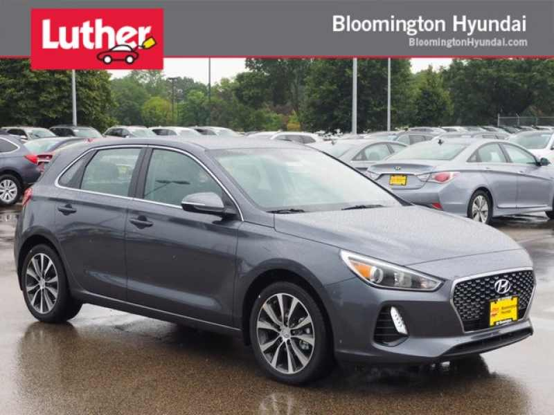 New 2018 Hyundai Elantra GT 8 CarSoup