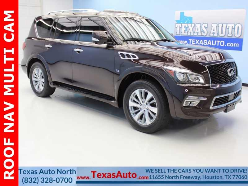 2015 Infiniti Qx80 Base 1 CarSoup