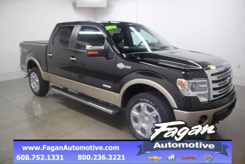 2014 Ford F-150 Lariat 1 CarSoup