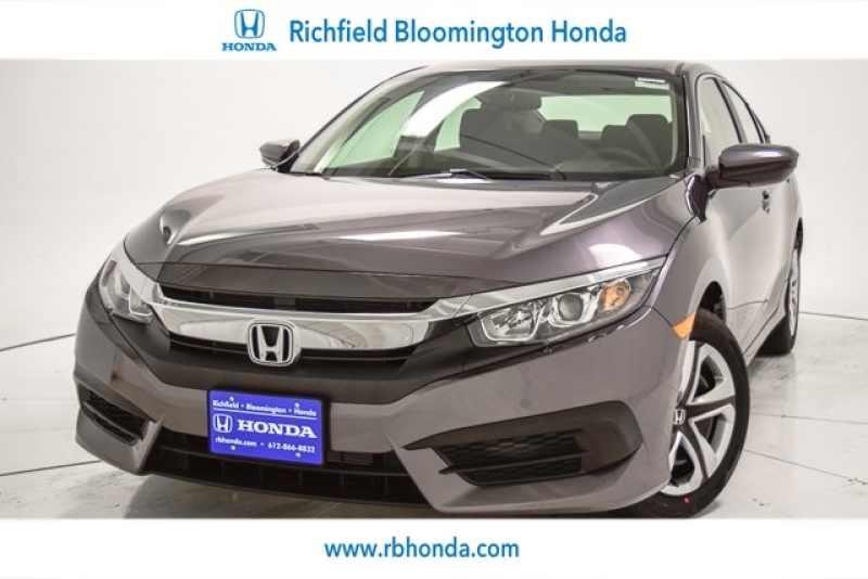 2017 Honda Civic LX 1 CarSoup