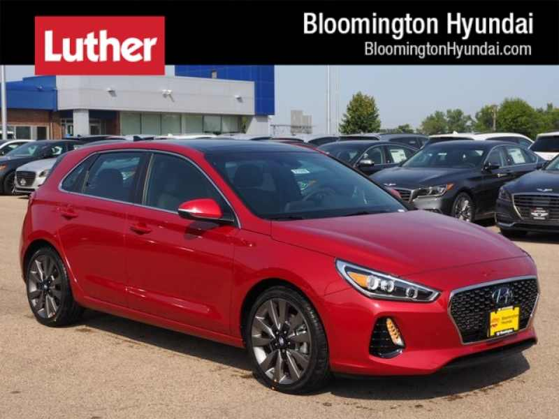 New 2018 Hyundai Elantra GT 7 CarSoup