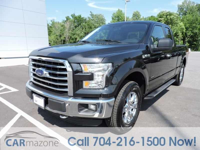 Used 2015 Ford F-150 8 CarSoup