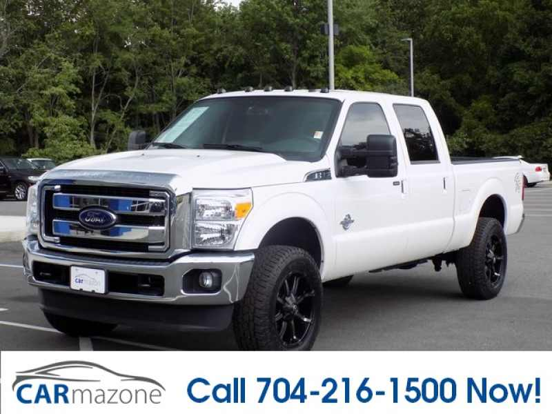2016 Ford F-350 Super Duty King Ranch 1 CarSoup