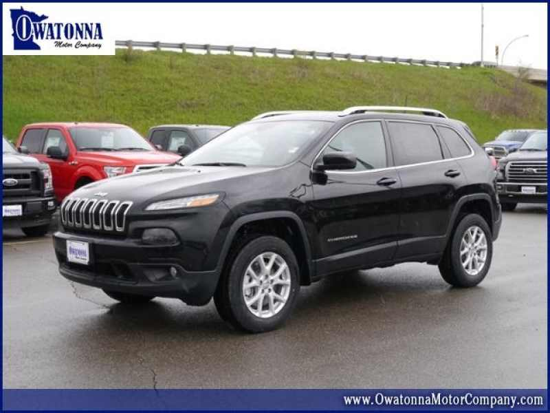 2017 Jeep Cherokee Latitude 1 CarSoup