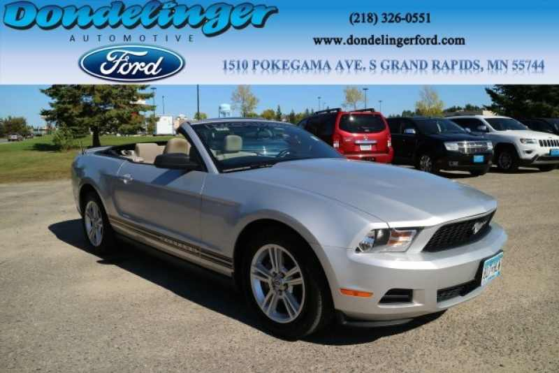 2010 Ford Mustang V6 1 CarSoup