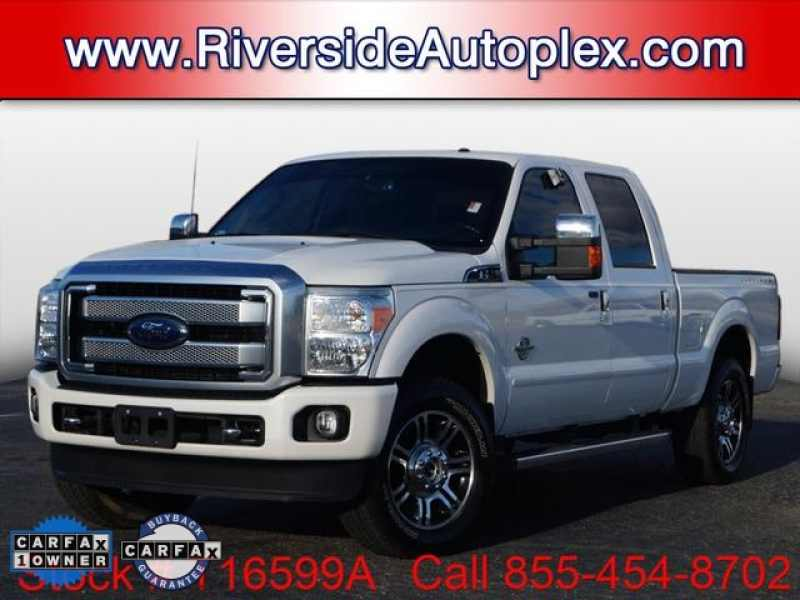 Used 2015 Ford F-250 Super Duty 1 CarSoup