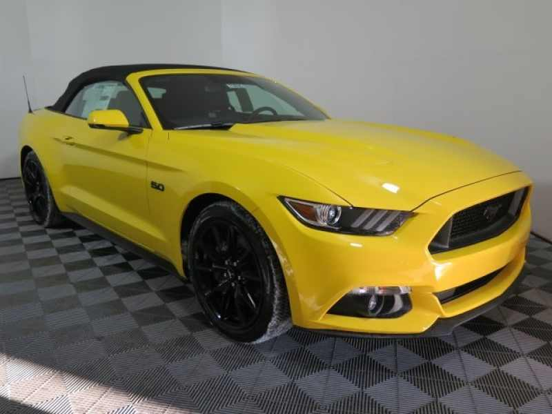 2017 Ford Mustang GT Premium 1 CarSoup