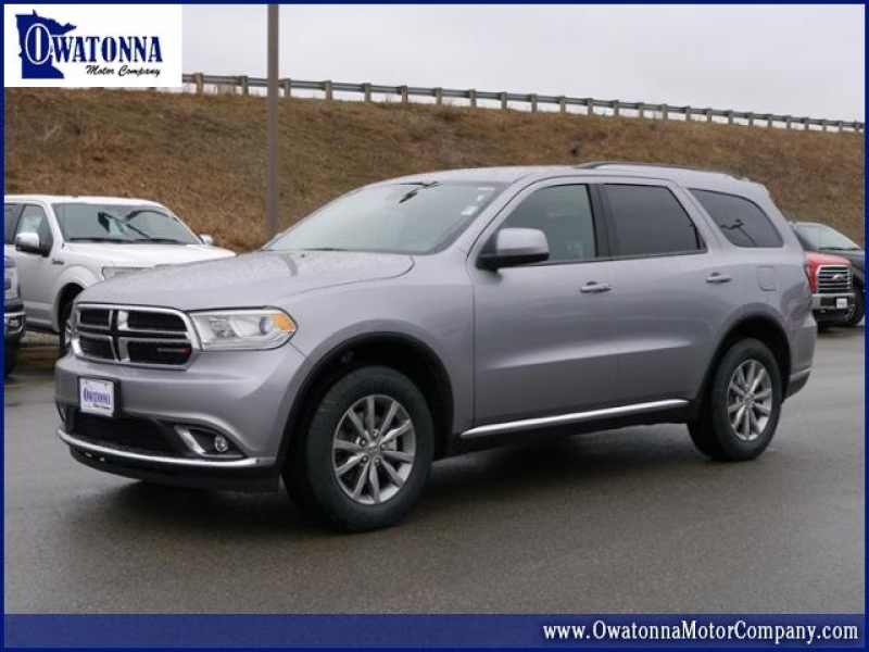 2017 Dodge Durango SXT 1 CarSoup