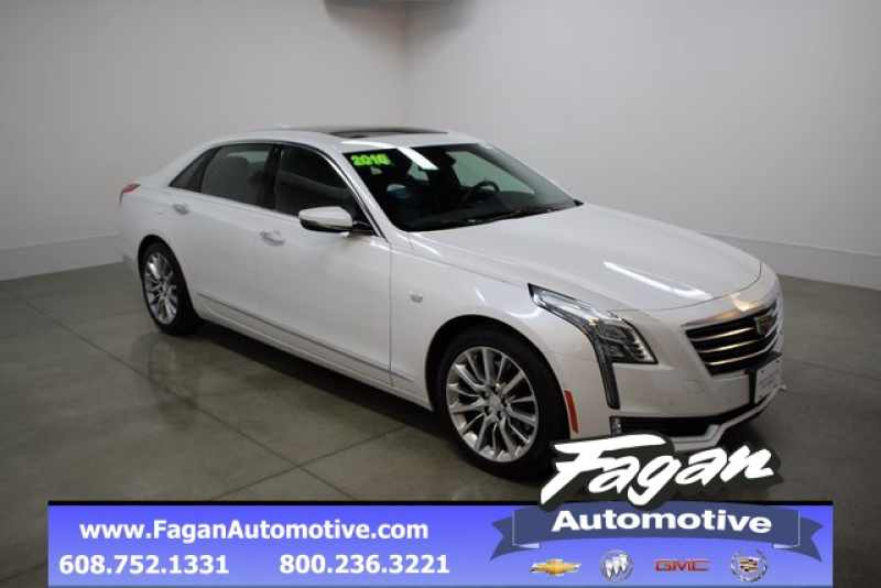 2016 Cadillac CT6 Luxury 1 CarSoup