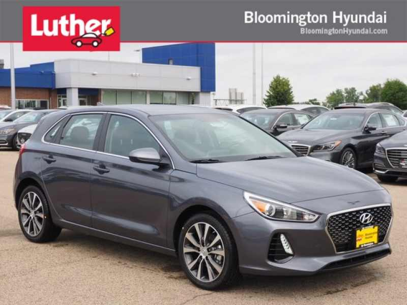 New 2018 Hyundai Elantra GT 10 CarSoup