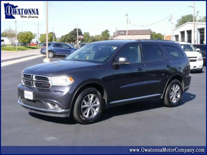 2016 Dodge Durango Limited 1 CarSoup