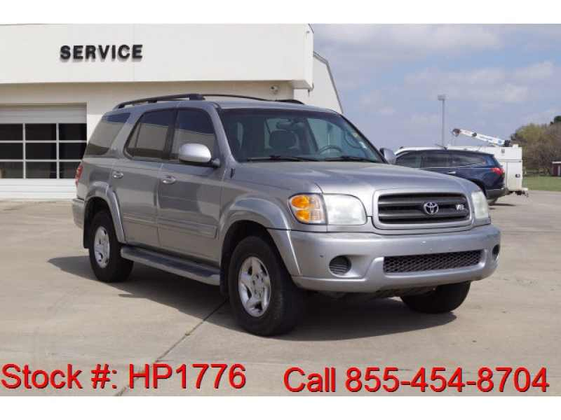 Used 2003 Toyota Sequoia 11 CarSoup