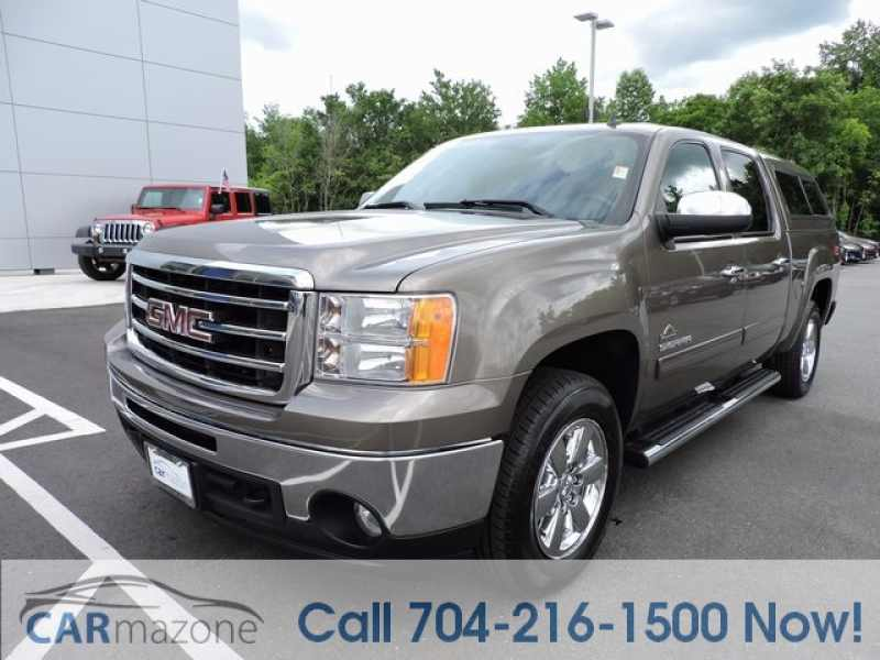 Used 2013 GMC Sierra 1500 4 CarSoup