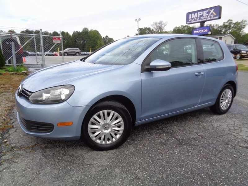 2010 Volkswagen Golf 2.5l 1 CarSoup