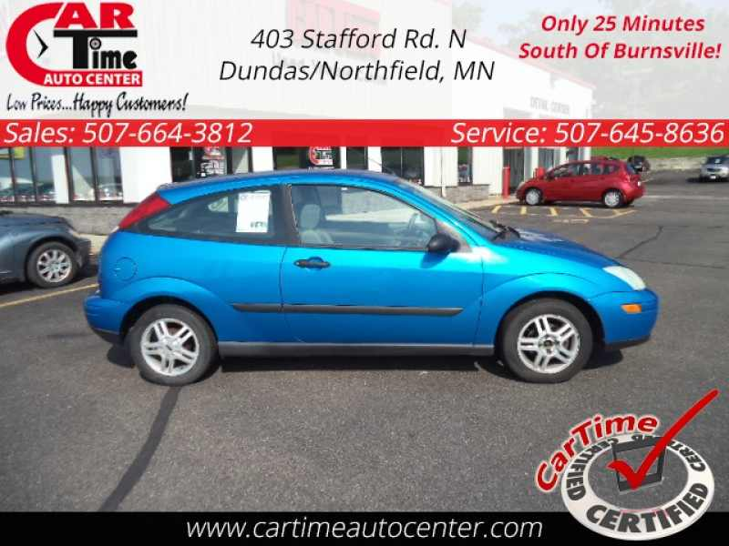 Used 2000 Ford Focus 10 CarSoup