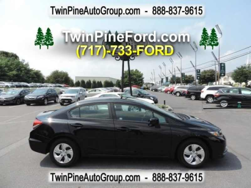 2014 Honda Civic LX 1 CarSoup