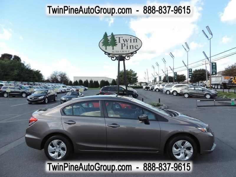 Used 2014 Honda Civic 11 CarSoup