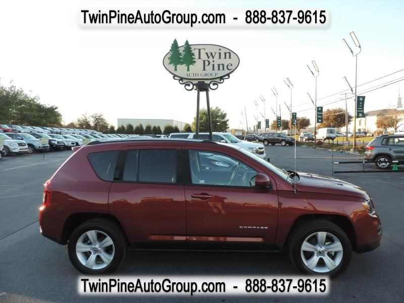 Used 2016 Jeep Compass 9 CarSoup
