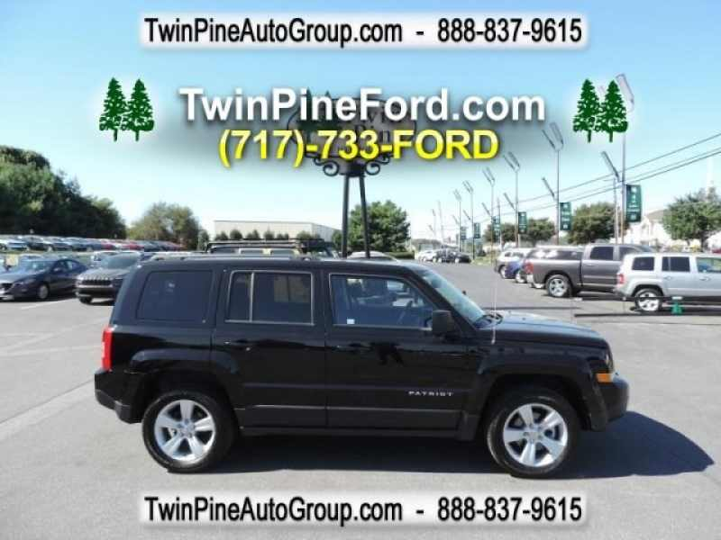 Used 2016 Jeep Patriot 8 CarSoup