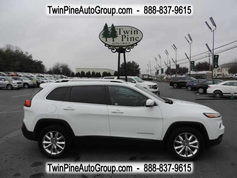 Used 2015 Jeep Cherokee 7 CarSoup