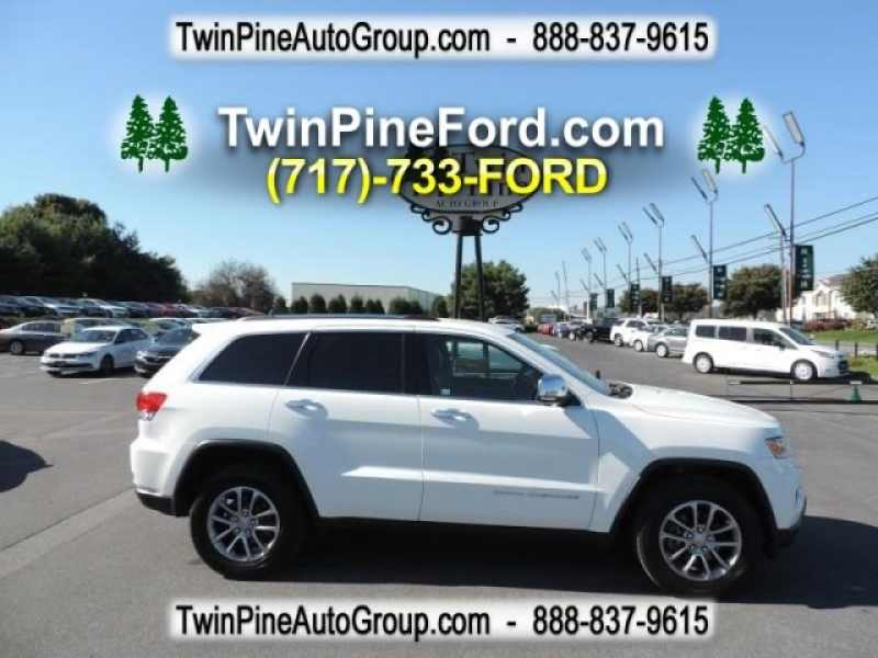Used 2016 Jeep Grand Cherokee 5 CarSoup