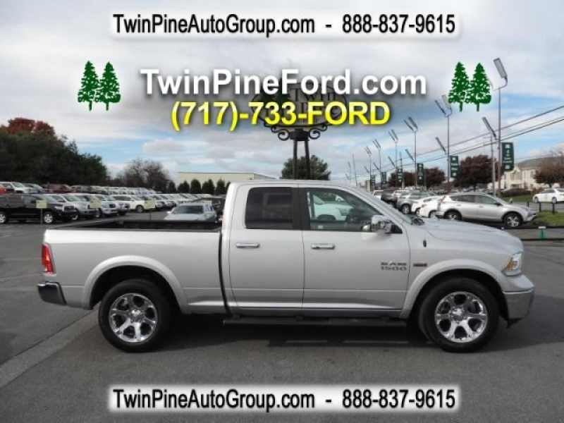Used 2017 RAM 1500 4 CarSoup