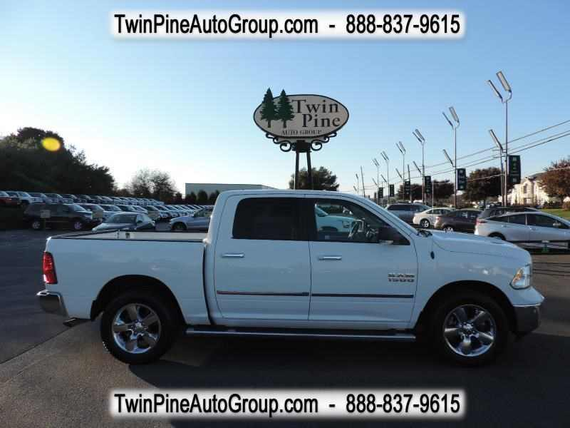 Used 2016 RAM 1500 2 CarSoup