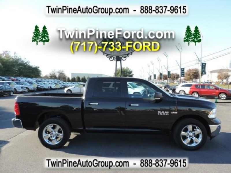 Used 2016 RAM 1500 1 CarSoup