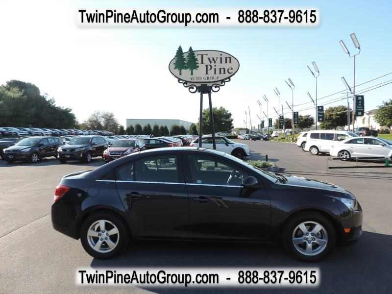 2014 Chevrolet Cruze 1LT 1 CarSoup